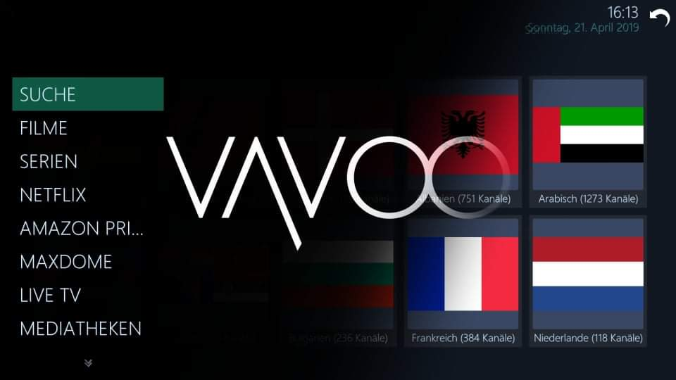 Install and activate vavoo with the best iptv bundle 2019