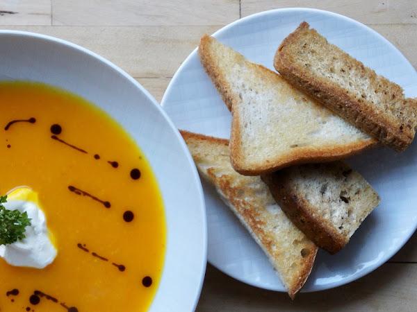 REZEPT: glutenfreie Genius Brotstangen für Suppen