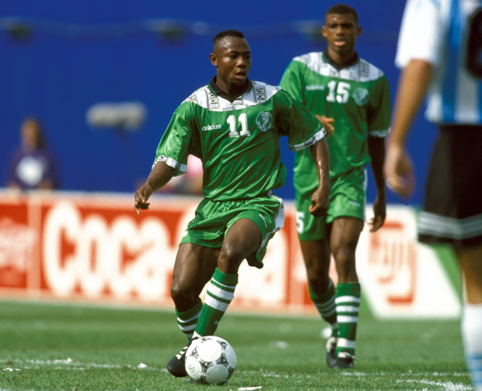 African talent important in football's future