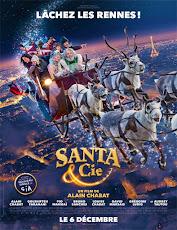 pelicula Santa y Cie (Santa and Cie) (2016)