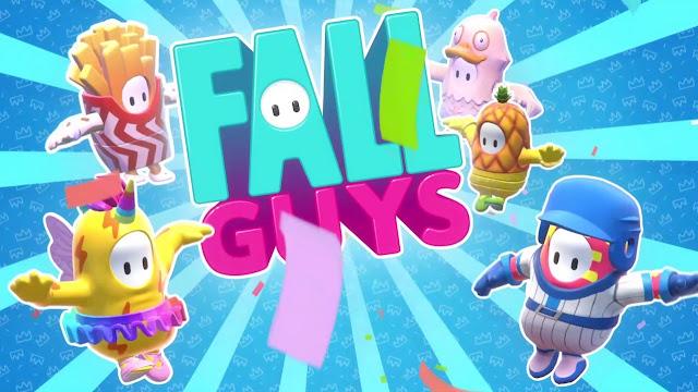 تحميل لعبة فول قايز fall guys 2021 للكمبيوتر مجانا من ميديا فاير