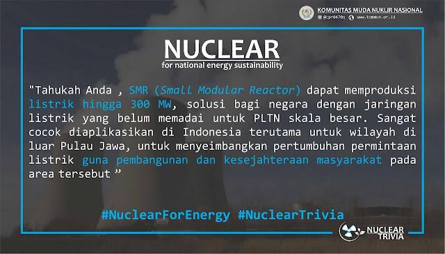 Small Modular Reactor Untuk Negara Kepulauan