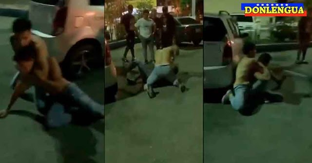 Terminó en Terapia intensiva tras una pelea callejera en Barquisimeto