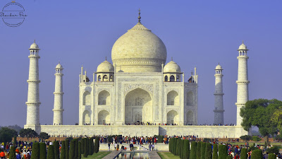 why should visit taj mahal