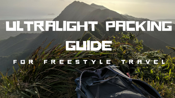 Ultralight Packing