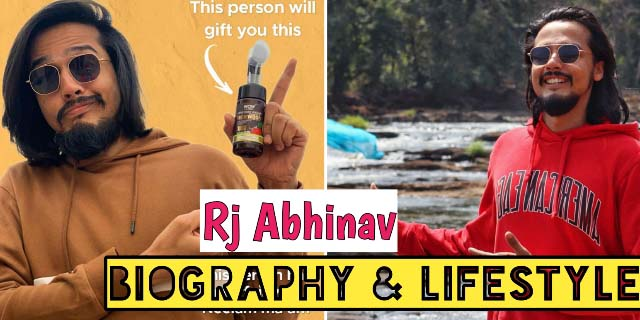 Rj Abhinav (TikTok Star) Biography, Lifestyle, Income, Girlfriend | Faad Magician
