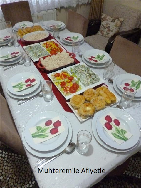 iftar masası resimleri