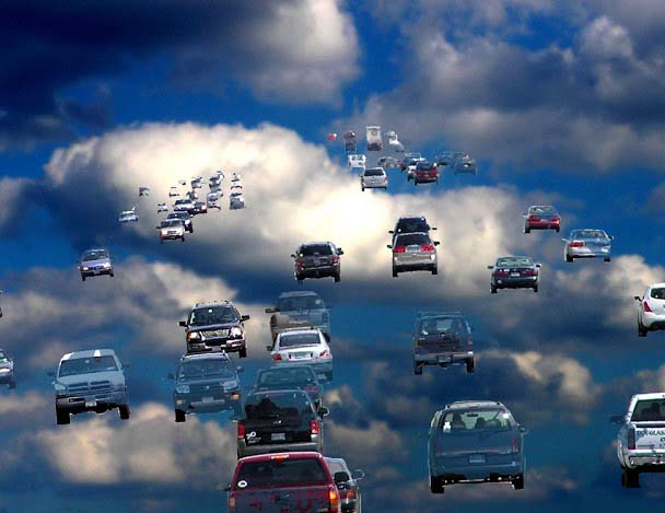 The real reason for never being able to fly a car in the air is SAFETY. If you look into the facts and figures of everyday accidents that we are having around the globe, you will quickly come out of the idea that there are far more chances of accidents if we give automobiles two more dimension (Up and Down) of travel besides two that we already have. Certainly, accidents, injuries and deaths rate will rise dramatically.