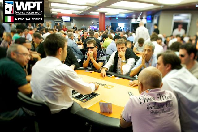 Poker saint vincent