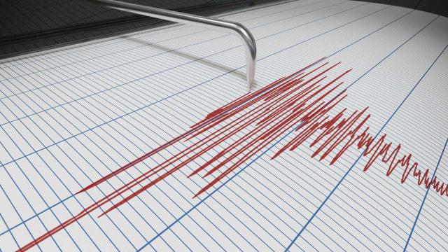Gempa 4,7 Magnitudo Guncang Pangandaran, Terasa hingga Tasikmalaya dan Banjar