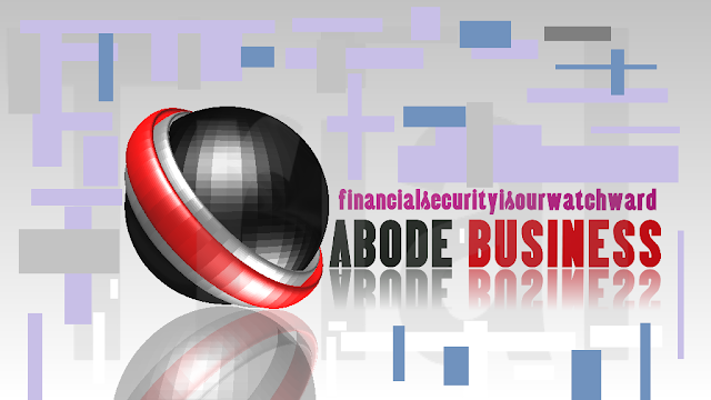 Abode Business Logo