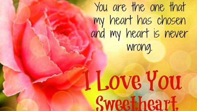 100+ Best Love Messages For Him - Deep Sweet Cute Love message for Him (Boyfriend/Husband)