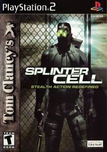 Tom Clancys Splinter Cell PS2 ISO