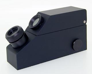 Gemological Gemstone kính khúc xạ được xây dựng trong ánh sáng
