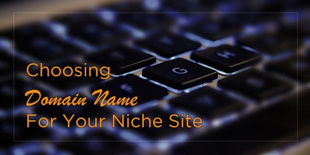 Domain Name & Affiliate Niche Focus