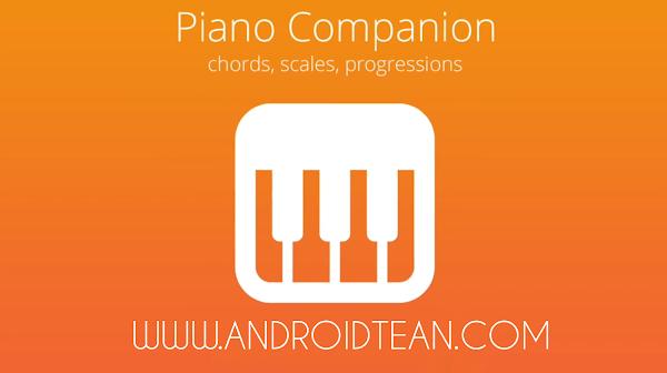 Piano Chords, Scales, Progression Companion PRO v6.50.1222 [Paid]