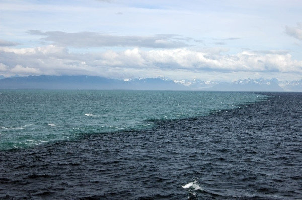 meeting point of the Baltic Sea and the North Sea