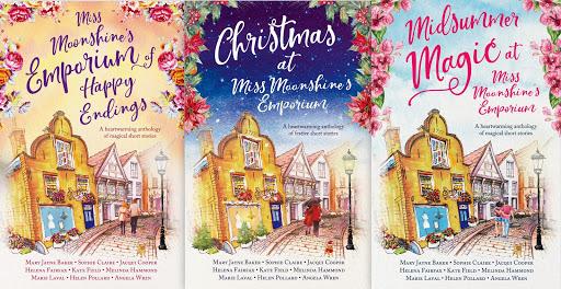 Miss Moonshine anthologies