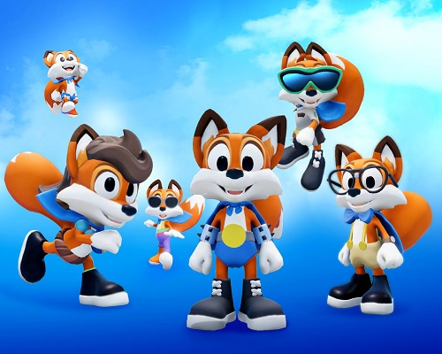 New Super Lucky's Tale Story