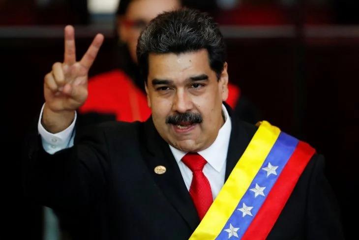 Estados Unidos ofrece 15 millones de dólares por capturar a Maduro; lo acusa de narcoterrorismo