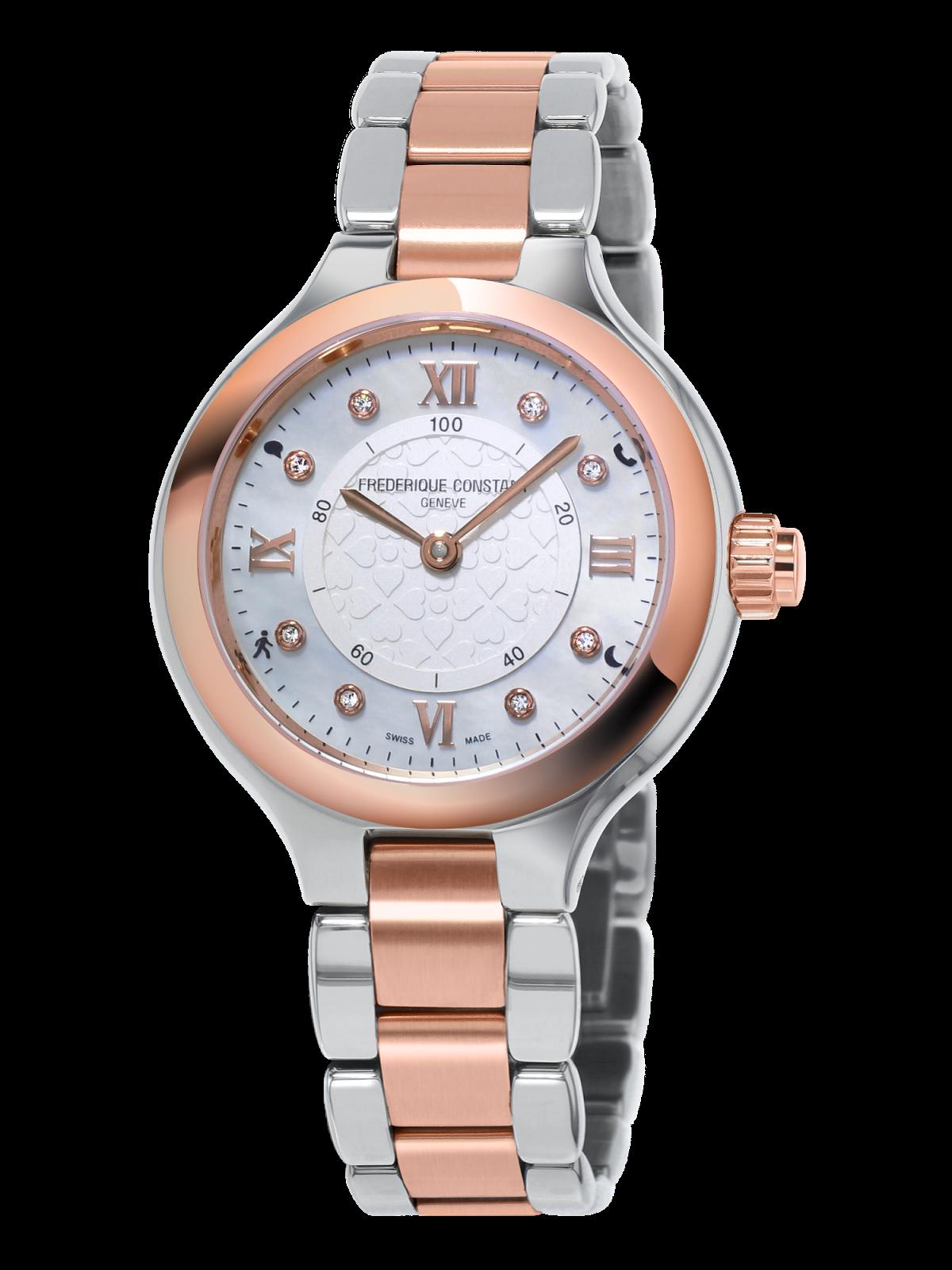 """90f9b64a6ab A Frédérique Constant e a sua embaixadora Gwyneth Paltrow apresentaram por  estes dias em Nova Iorque a nova colecção """"Horological Smartwatch"""""""