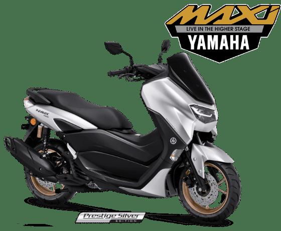 Rilis All New NMAX 155 Connected Standard Upgrade MY2020 Yamaha Perkuat Lini Maxi