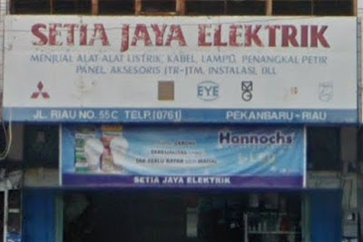 Lowongan Setia Jaya Elektrik Pekanbaru Agustus 2019