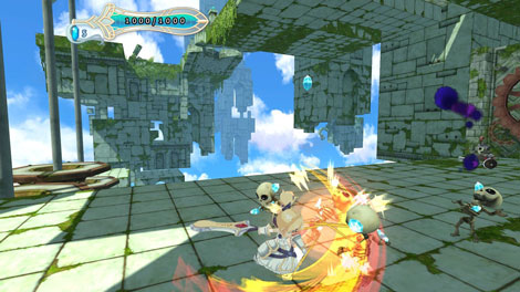 Download Game Forward to the Sky PC Full Version