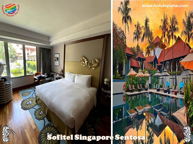 Recommended Sentosa Singapore Hotels