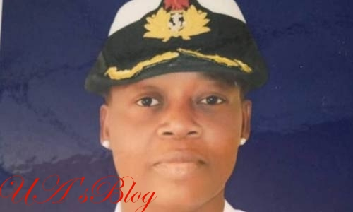 Body Of Missing Female Naval Commander Found In A Shallow Well