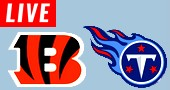 Cincinnati Bengals LIVE STREAM streaming
