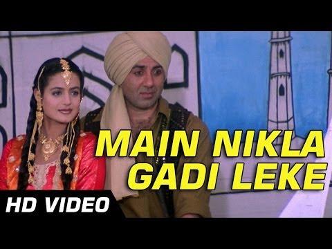 Main Nikla Gaddi Leke video Song Download Hum Ho Gaye Aap Ke 2001 Hindi