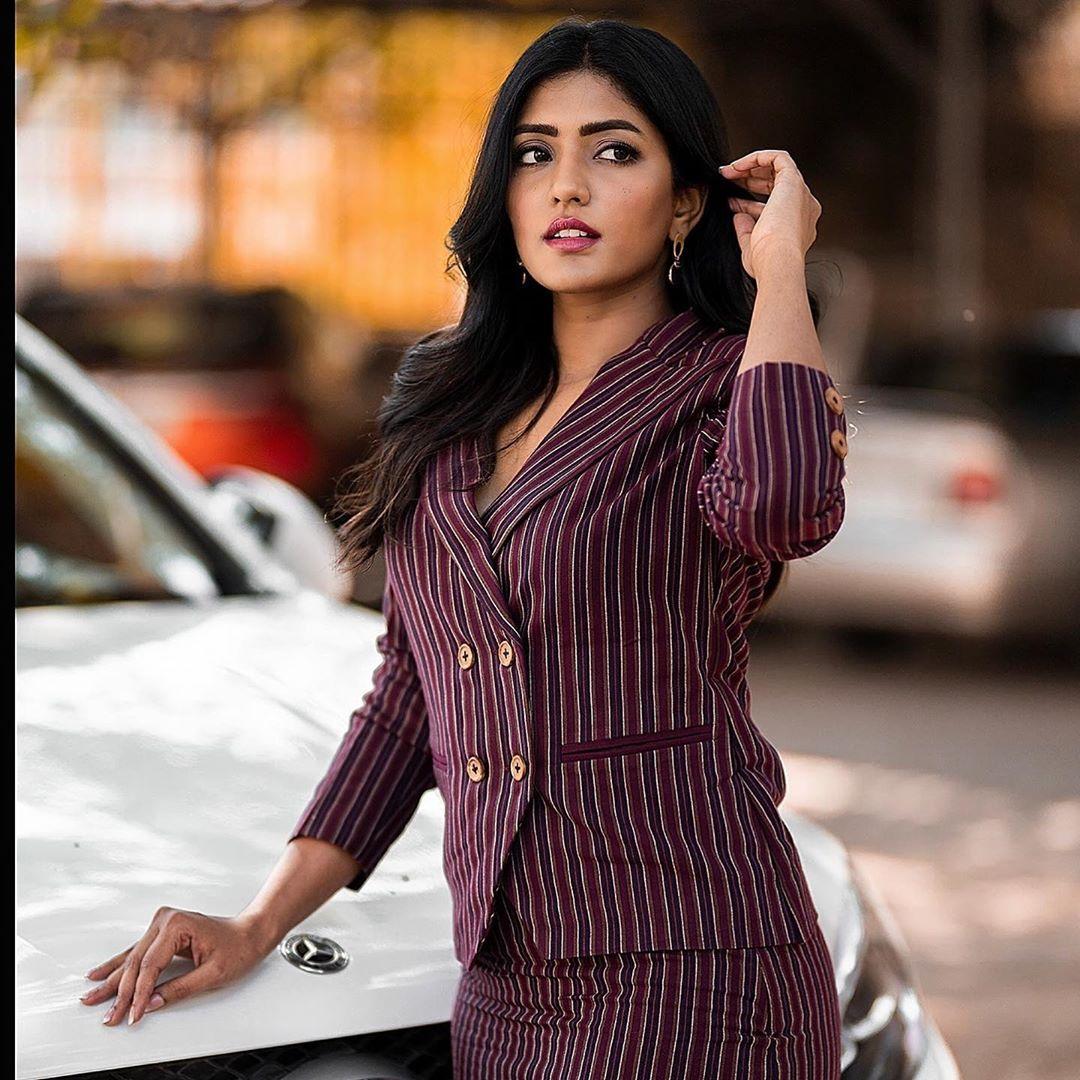 Actress Eesha Rebba Latest Hot Photoshoot