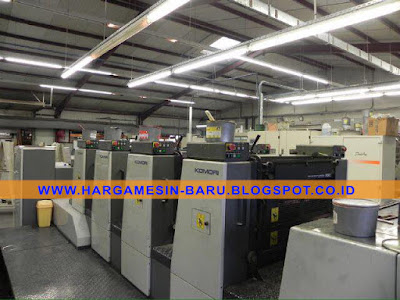 Komori 428 Lithrone