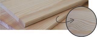 Gia công sản xuất gỗ ghép thông 2