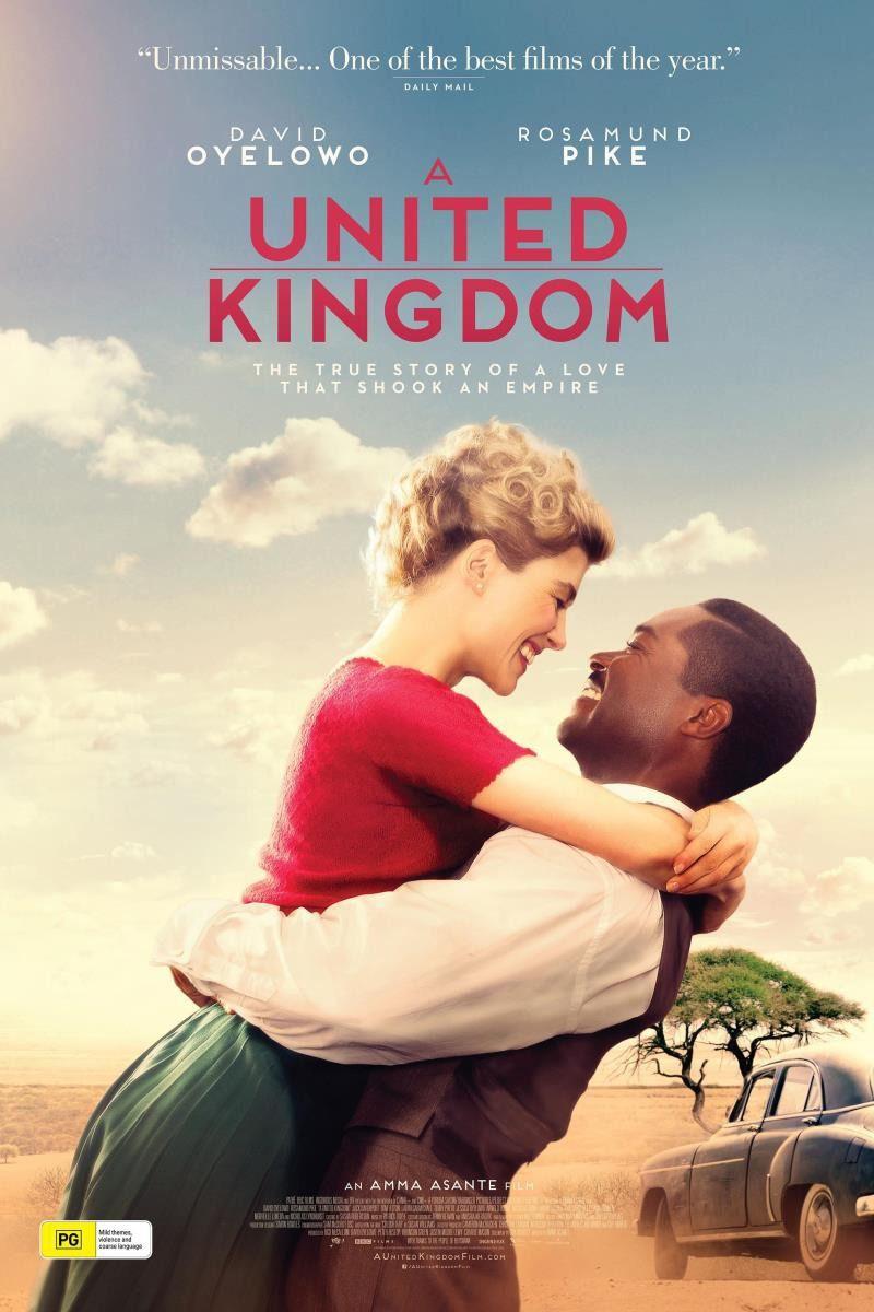 Um Reino Unido um filme para se apaixonar