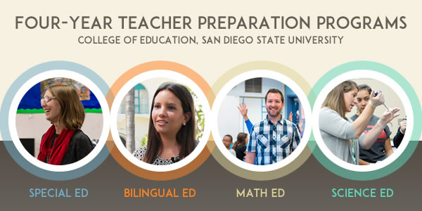 Four-Year Teacher Preparation Programs