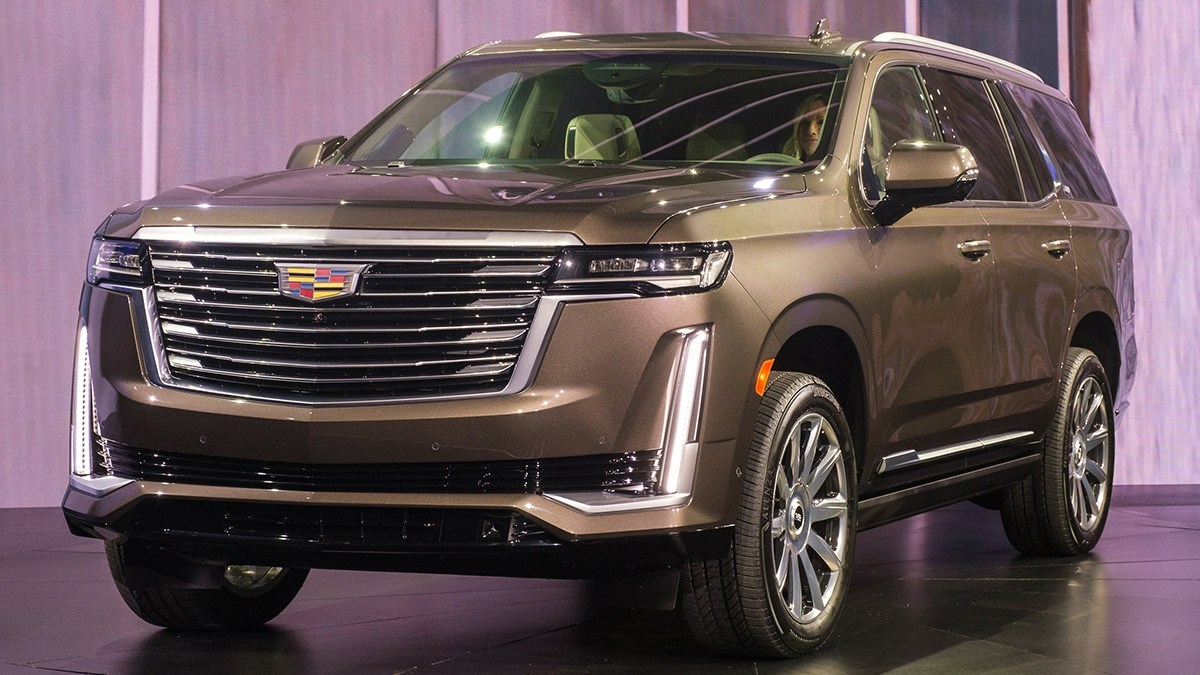 New, 2021 Cadillac Escalade Enters New Realm Of Luxury And ...