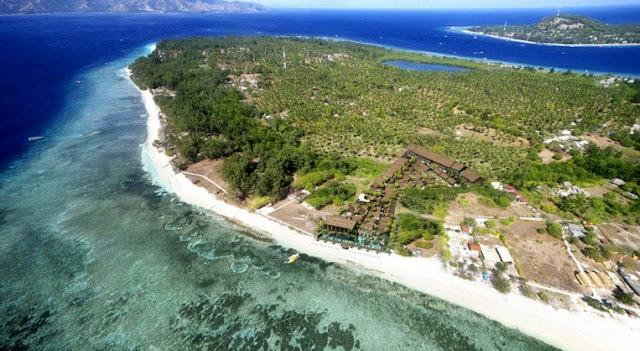 Charm 3 Gili Islands Lombok