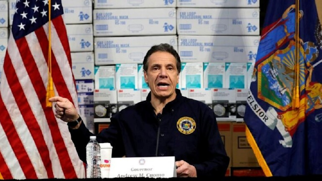 New York Governor following a remarkable drop in Coronavirus deaths: We Passed The Worst