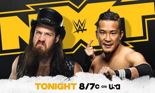 عرض NXT الاخير 4/11/2020 كامل