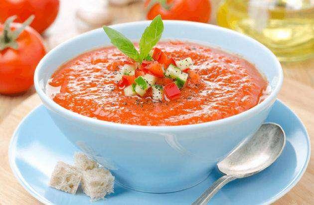 National Gazpacho Day Wishes Beautiful Image