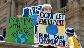 australian-children-protest-for-environment
