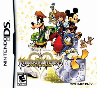Rom Kingdom Hearts Re-Coded NDS