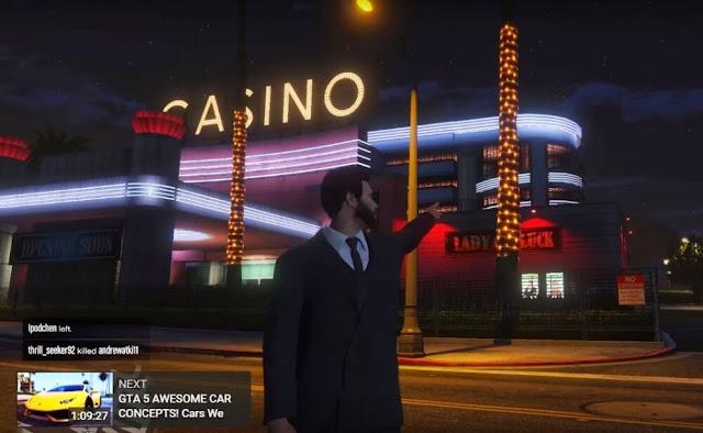 GTA 5's Grand Theft Auto Online Adding A Luxury Casino