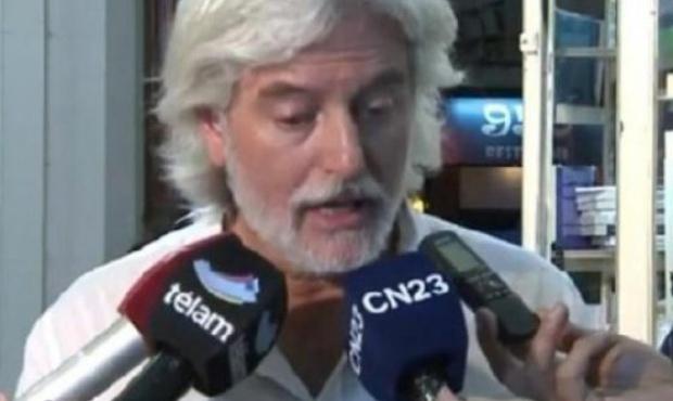 riel Garbarz, Ingeniero en Electrónica y Telecomunicaciones y perito  consultor de la Justicia Federal. Foto Télam/InfoGEI