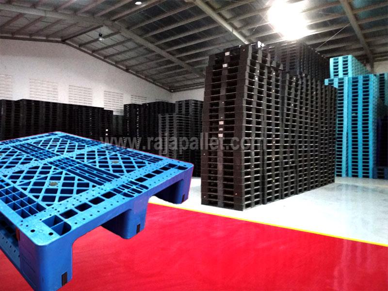 rajapallet solusi pergudangan logistik Indonesia