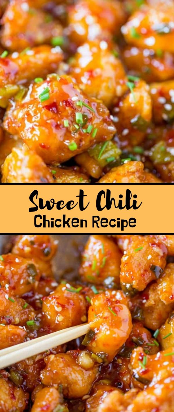 Sweet Chili Chicken Recipe #Sweet #Chili #Chicken #Recipe Chicken Recipes Healthy, Chicken Recipes Easy, Chicken Recipes Baked, Chicken Recipes 21 Day Fix,