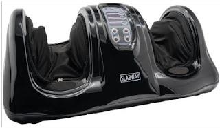 Slabway Shiatsu Foot Massager Machine review