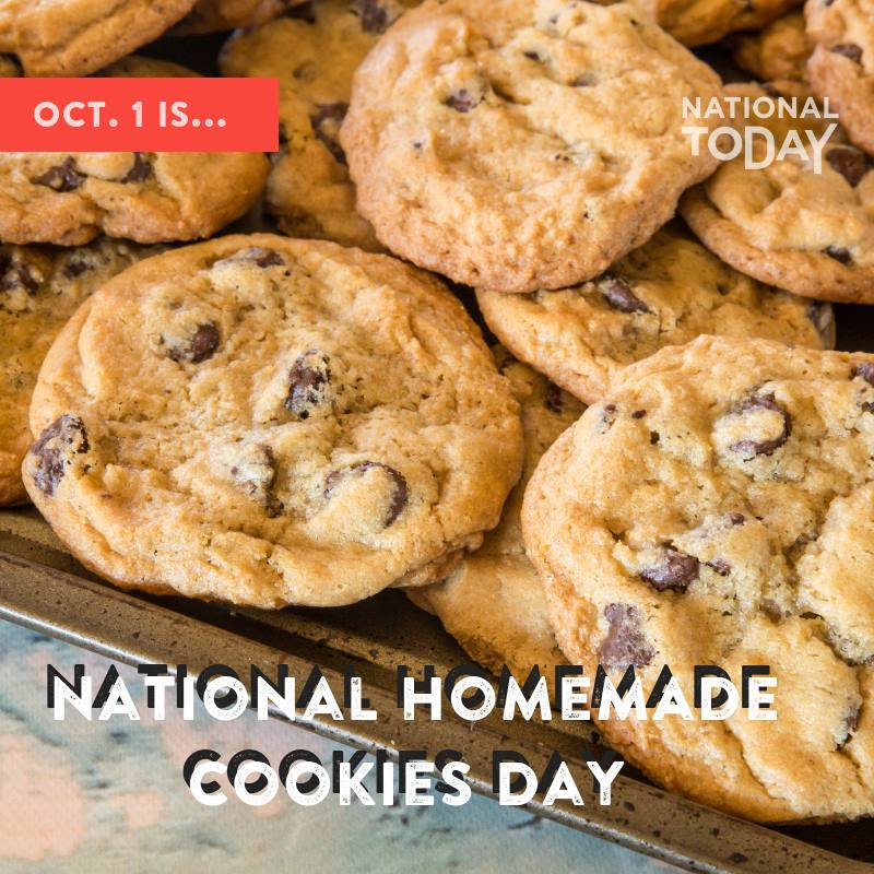 National Homemade Cookies Day Wishes Beautiful Image